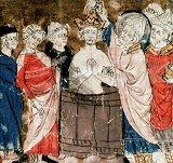saint Remi baptisant Clovis