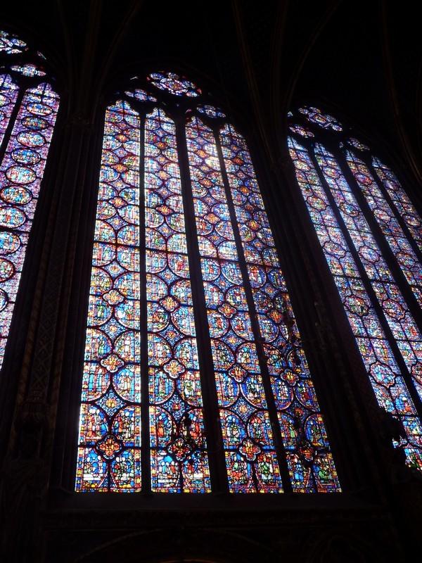 18 - Chapelle Haute (vitraux)