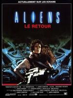 Aliens, le retour affiche