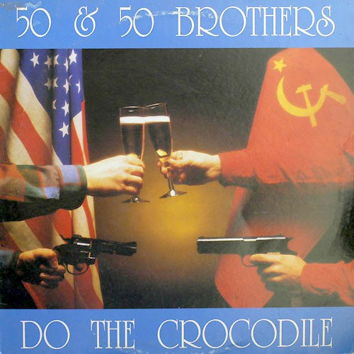 50 & 50 Brothers - Do The Crocodile (1989)