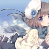 Konachan.com - 151437 ech food hat original tagme