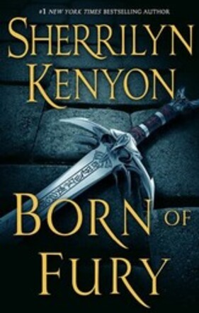 The League #7 - Born of Fury, de Sherrilyn Kenyon