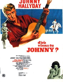 D'OU VIENS-TU JOHNNY ? BOX OFFICE FRANCE 1963