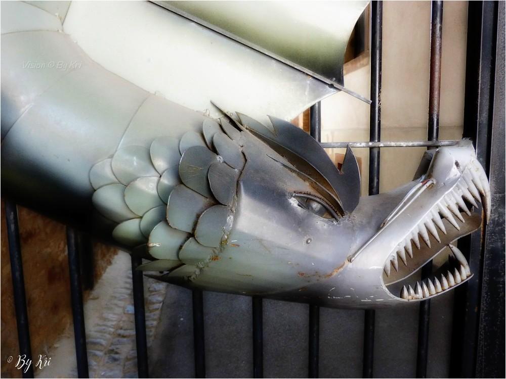 Le dragon de Fer ...