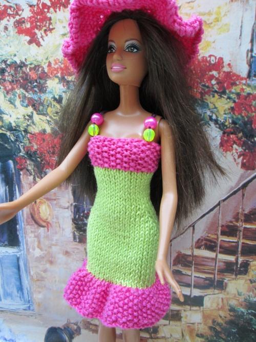 Robes pour Barbie