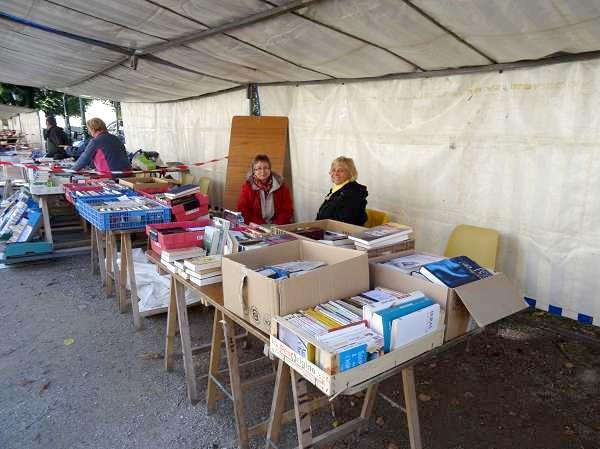 La foire aux livres et aux vieux papiers 2015
