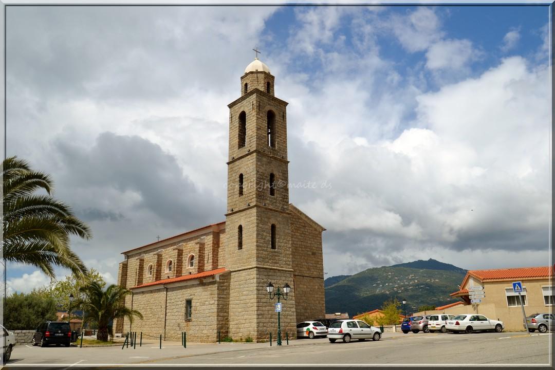 Eglise de Sagone - Corse