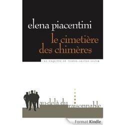 Le cimetière des chimères  Elena Piacenti