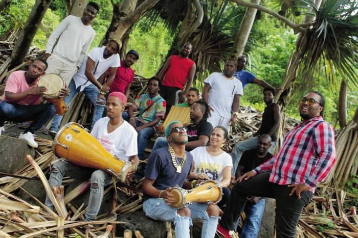 27/7/20 : Route du Volcan 4/5 - Groupe de musique Réunion