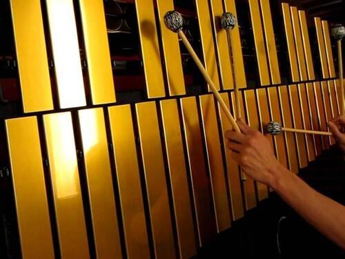 Nouveau morceau pour vibraphone seul