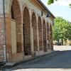 MIRAMONT de Quercy Mai 2017 La halle