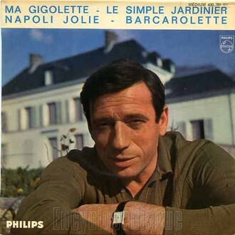 Yves Montand, 1962