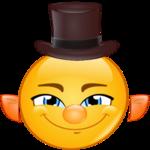 Smily Couleur Jaune