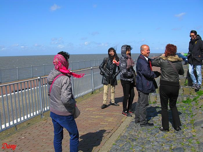 Hollande-la digue du Nord ,Afsluitdijk-1