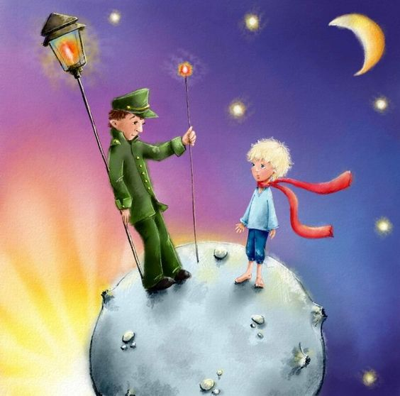 Elina Ellis---The Little Prince is one of my all time favorites!!!