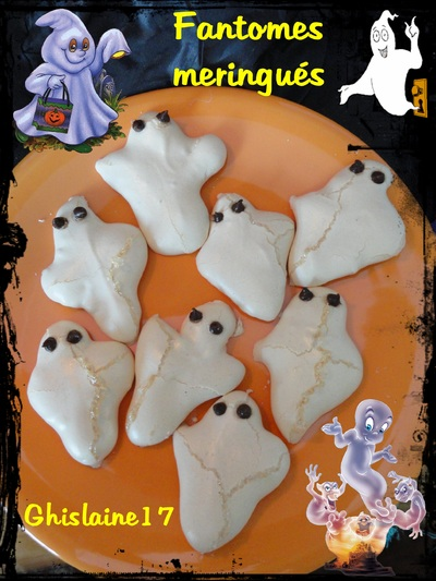 Fantomes meringués