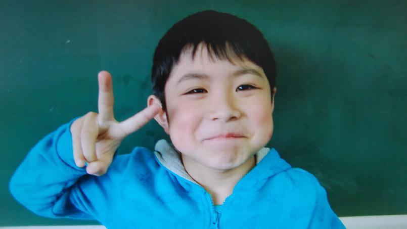 Yamato Tanooka a été retrouvé après avoir passé six jours en forêt.