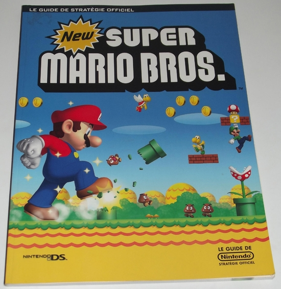 Guide New super mario bros