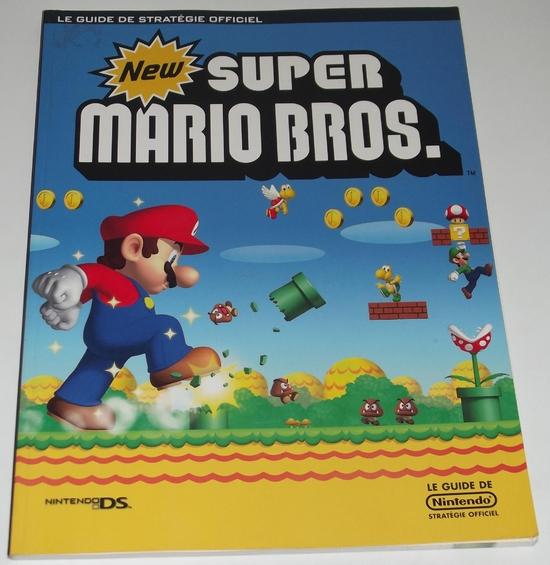 Guide New super mario bros