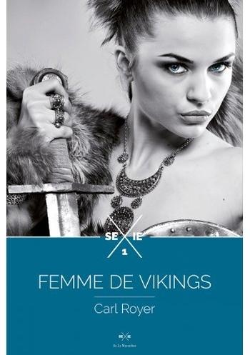 Femme de Vikings 1- - Carl Royer