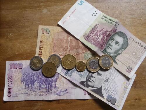 Le peso argentin