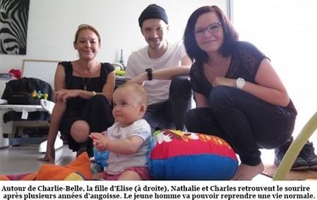 La greffe d'Elise et Charles