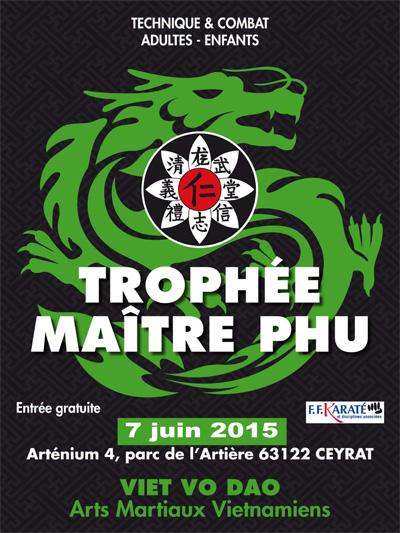 Trophée Maître Phu 2015