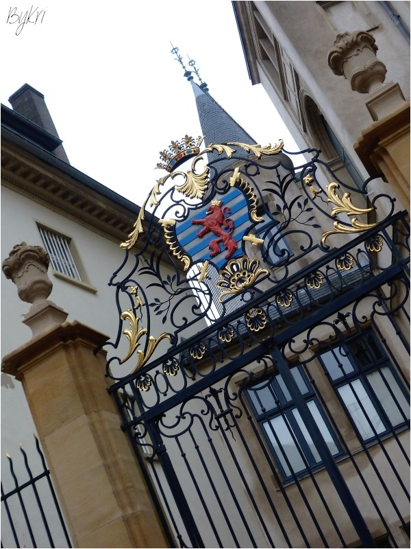 Palais Grand-Ducal ~ Luxembourg Ville ...