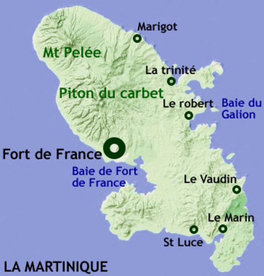 VACANCES MARTINIQUE PIERRE & VACANCES MARS AVRIL 2014    11/12/2014