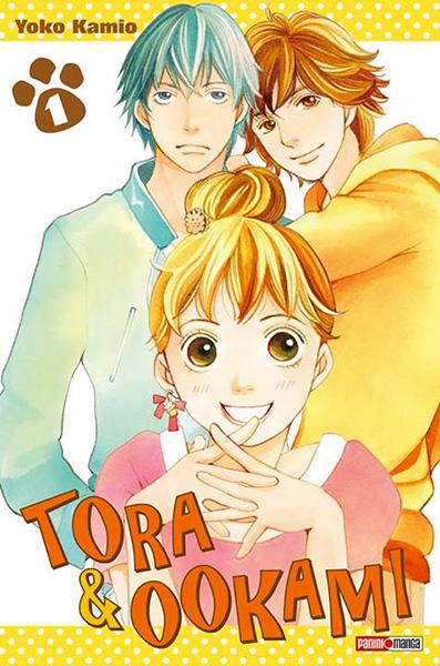 Tora & ookami vol.1 (manga)