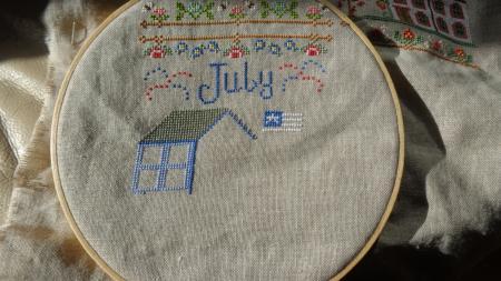 SAL Cottage of the month : Juillet