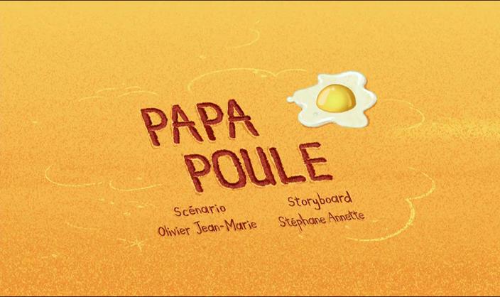 Zig & Sharko - 2x42 - Papa poule