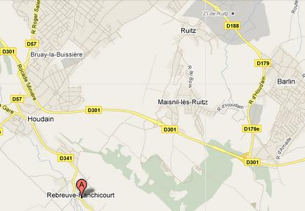 Plan rebreuve ranchicourt