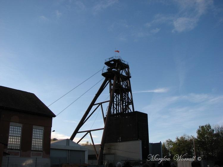 Sundgau : Wittelsheim, Mine de Potasse 1/2