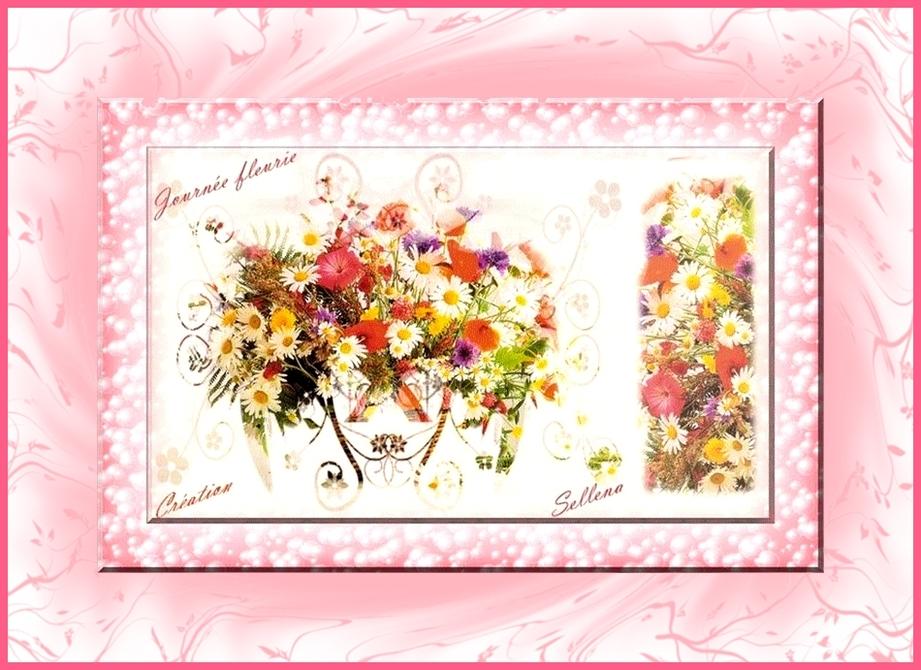 Journée fleurie