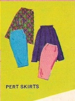 Barbie vintage : Pert Skirt