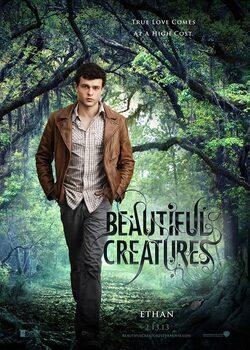 Sublimes créatures - 16 Lunes affiches personnages Lena et Ethan