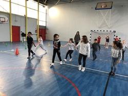 Les CE2C font athlétisme