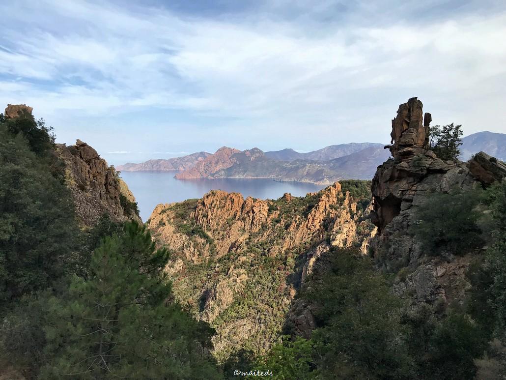 Calanche de Piana - Corse