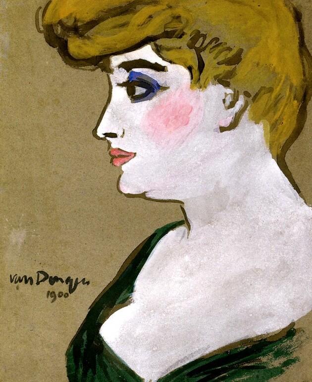 1/ Van Dongen / A la découverte de Paris