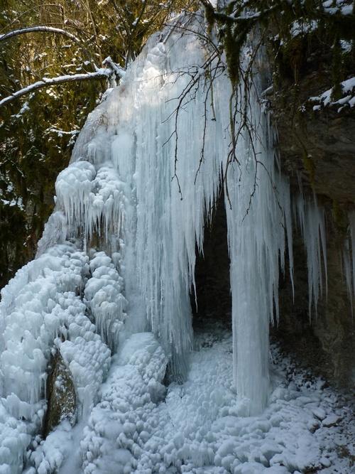 Féérie de glace