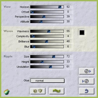 Fraïcheur végétale