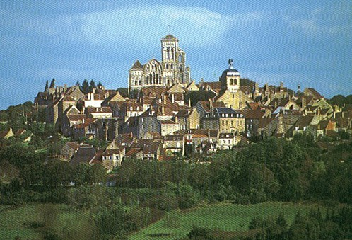 Vezelay cropped