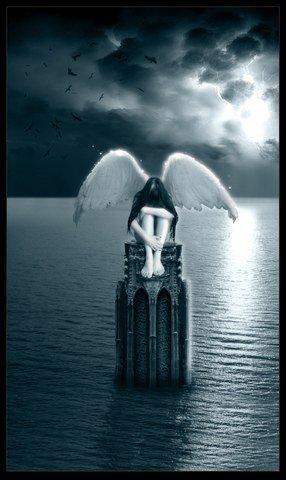 L'ange déçu