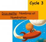 Numération: fractions simples, leçons à trous