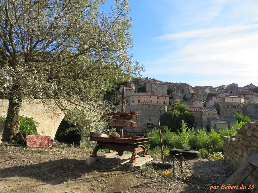 Olargues dept 34