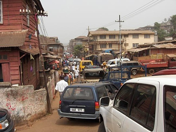 Freetown-Street