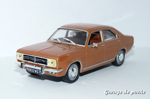 Simca Chrysler 160 - 1972