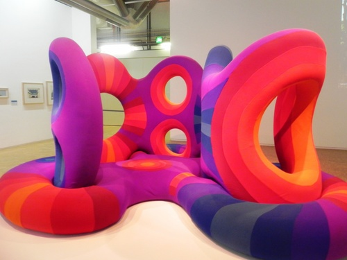 Art contemporain au Centre Pompidou (photos)