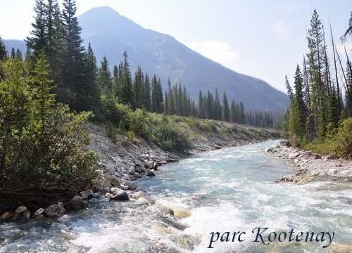 Patrimoine mondial de l'Unesco : Les parcs des montagneuses Rocheuses canadiennes - Canada -